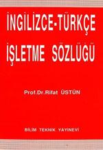 İngilizce-Türkçe İşletme Sözlüğü