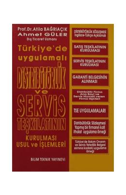 Distribütörlük ve Servis Teş.